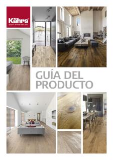 Catálogo Kährs Guia de Producto